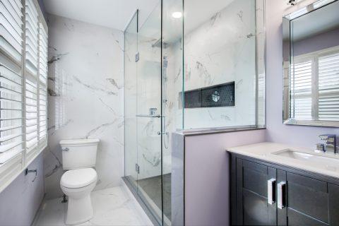 Kemano Bathroom